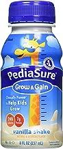 Pediasure Regular Nutrition Drink Bottles - Vanilla - 8 oz - 24 pk