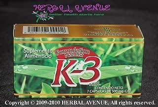 k3 weight loss pills