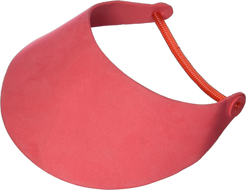 Darice Foam Visor-rot B001UGQPA2 | Großer Verkauf