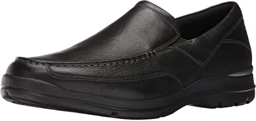 Rockport Hommes's City Play Two Slip On Oxford, noir, 15 W US