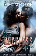 These Reckless Hearts: An Enemies-to-Lovers College Romance (Saint Clary's University Book 3)