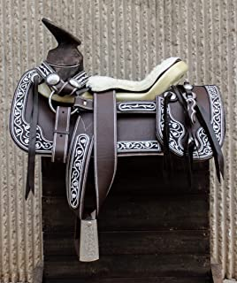 custom charro saddles