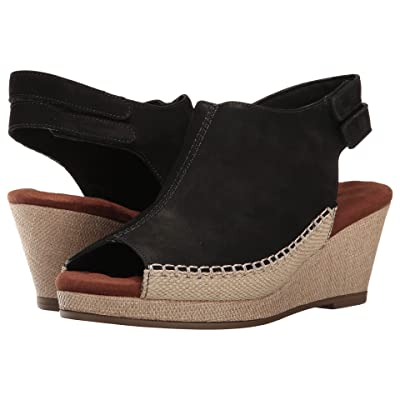 Walking Cradles Anikka (Black Nubuck) Women