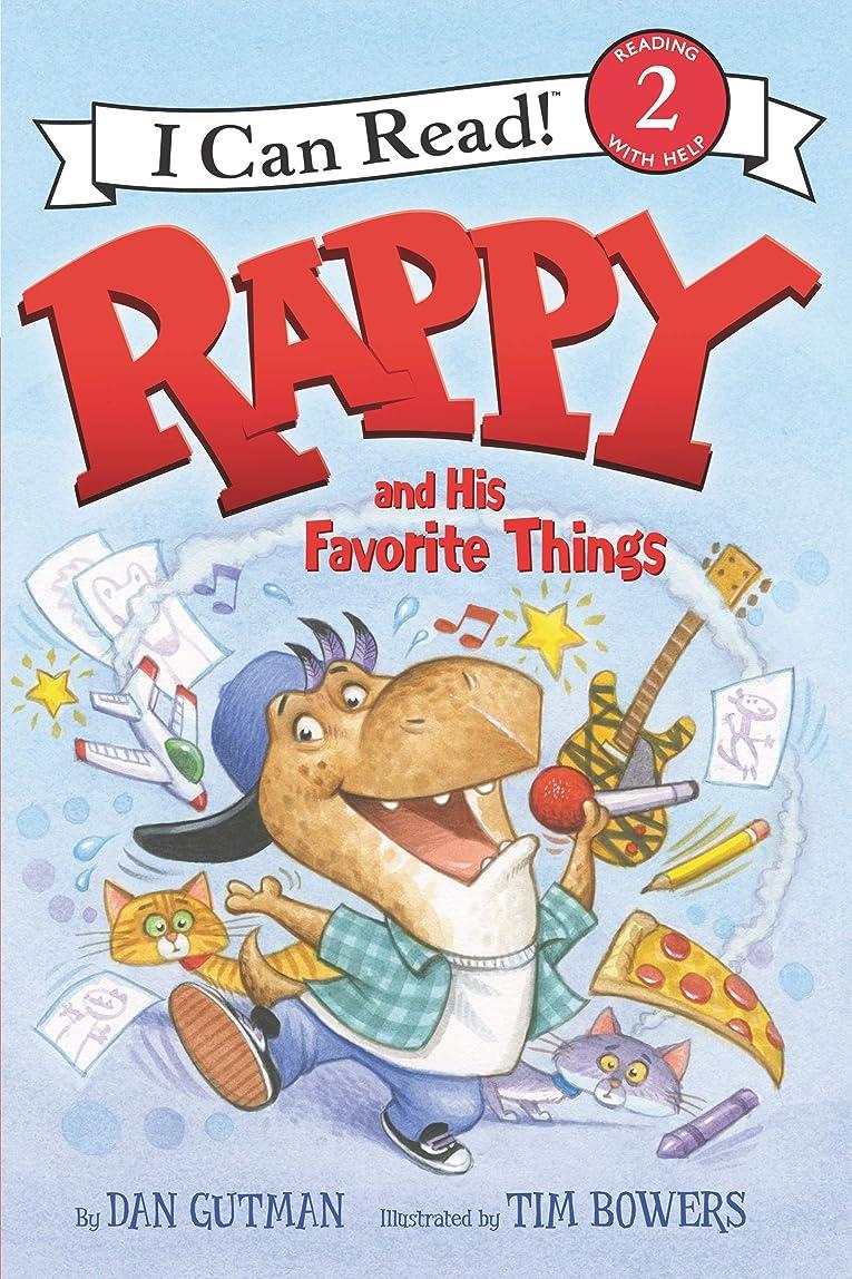 放射性ホバート聞くRappy and His Favorite Things (I Can Read Level 2) (English Edition)