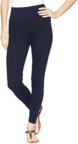 Signature Waistband Denim Leggings