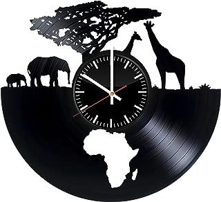 Best african wall clock Reviews