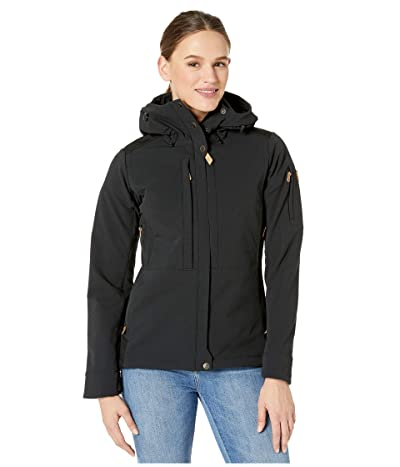 Fjallraven Keb Touring Jacket (Black) Women