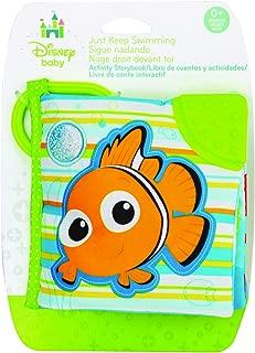 Disney - Nemo Soft Book,13 x 13 x 4cm