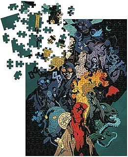 Dark Horse Deluxe Hellboy Puzzle