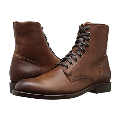 Frye Will Lace Up (Copper) Men