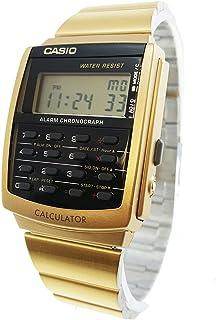 Casio Databank CA506G-9AVT Calculator Watch