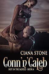 Conn'n'Caleb (Hot in the Saddle) Kindle Edition
