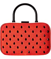 Alice + Olivia - Drew Watermelon Frame Box Bag