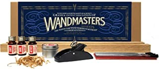 WANDMASTERS White Oak Wand Makers Starter Kit for Serious Enthusiasts. ~ Handcraft authentic real-life wands from premium White Oak. -- Each kit makes two wands.