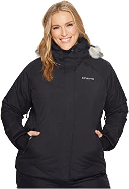 Plus Size Lay D Down™ Jacket