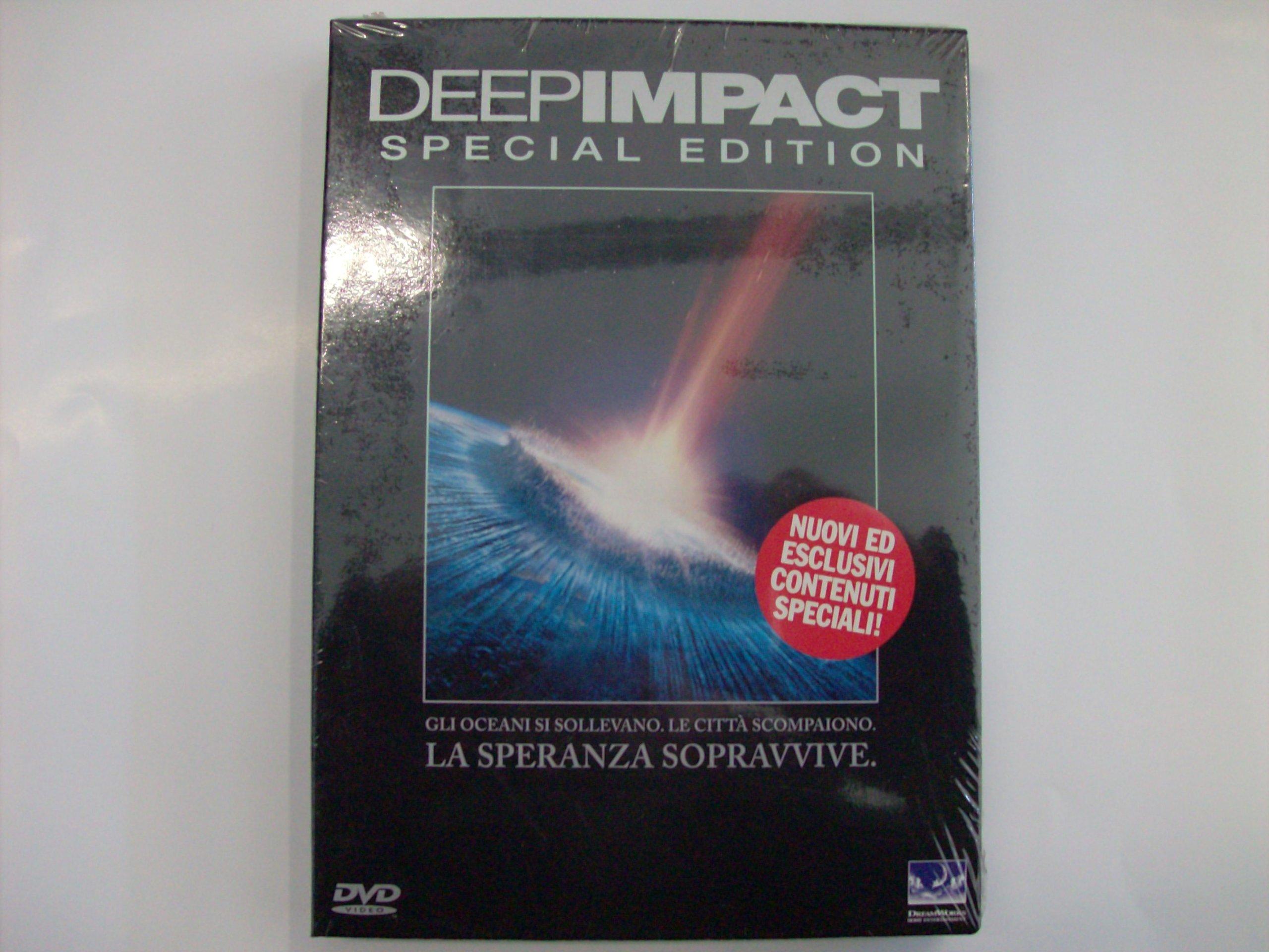 Deep_Impact [DVD]: Amazon.es: Varios, Mimi Leder: Cine y Series TV