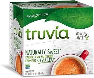 Truvia Natural Sweetener, 400/Box