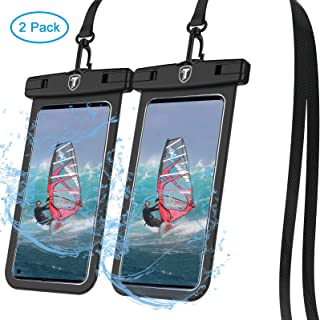 Tiflook Waterproof Phone Case,2019 Underwater Protective Cellphone Dry Bag Pouch Fit for LG Stylo 4 3/V40 V30 G8 G7 ThinQ/K30 Plus/K8 2018/Phoenix 4/Aristo 3 2,up to 6.5