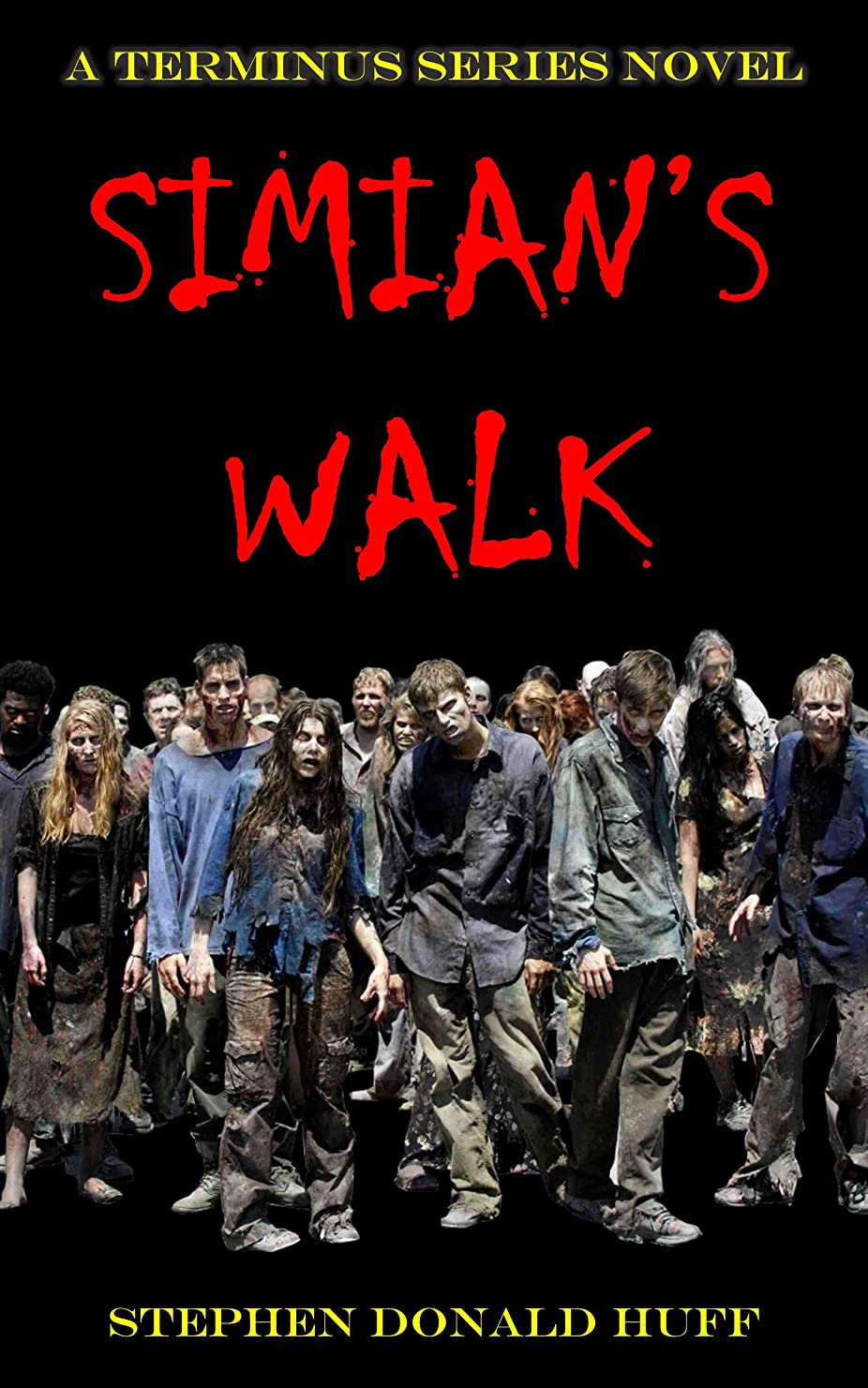 タブレット拡声器マークされたSimian's Walk: A Terminus Series Novel (English Edition)