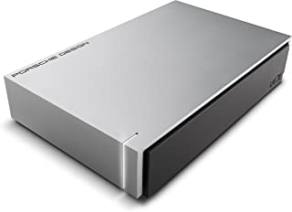 LaCie 莱斯 Porsche Design 6TB USB 3.0桌面硬盘(STEW6000400)