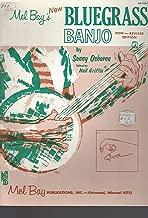 Mel Bay The new bluegrass banjo