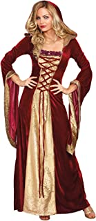 Women's Lady Of Thrones Costume