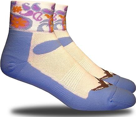 white//anklet sports cycling biking hiking running socks RHINO SOCKS SSt White