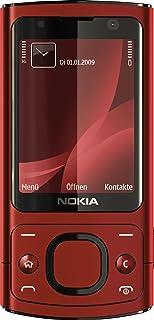 موبايل نوكيا 6700 سلايد بدون شريحة اتصال - اللون الاصلي، موبايل نوكيا اصلي مع العلبة 6438158212800