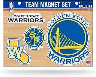 NBA Die Cut Team Magnet Set Sheet