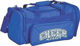 Large Durable Canvas Cheerleader Duffel Bag by Getz