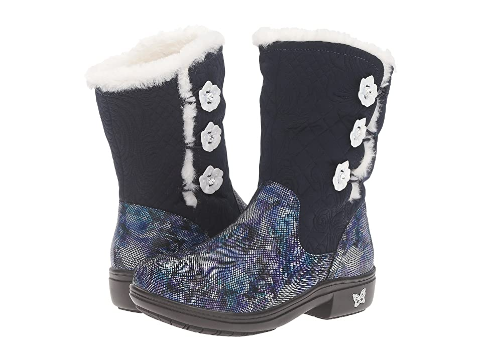 Alegria Nanook (Winter Garden Navy) Women