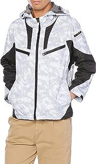 [空調風神服] ジャケット EBA5017K 8-ストームホワイト S