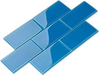 tiffany blue subway tile