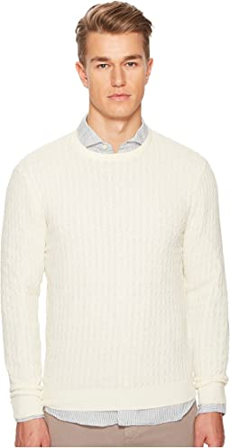 Spunia Cable Knit Sweater