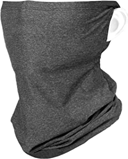 ネックガード 夏 ランニング フェイスカバー UVカット 冷感 ネックカバー 耳かけ 日焼け防止 吸汗速乾 伸縮・通気性 呼吸しやすい 男女兼用