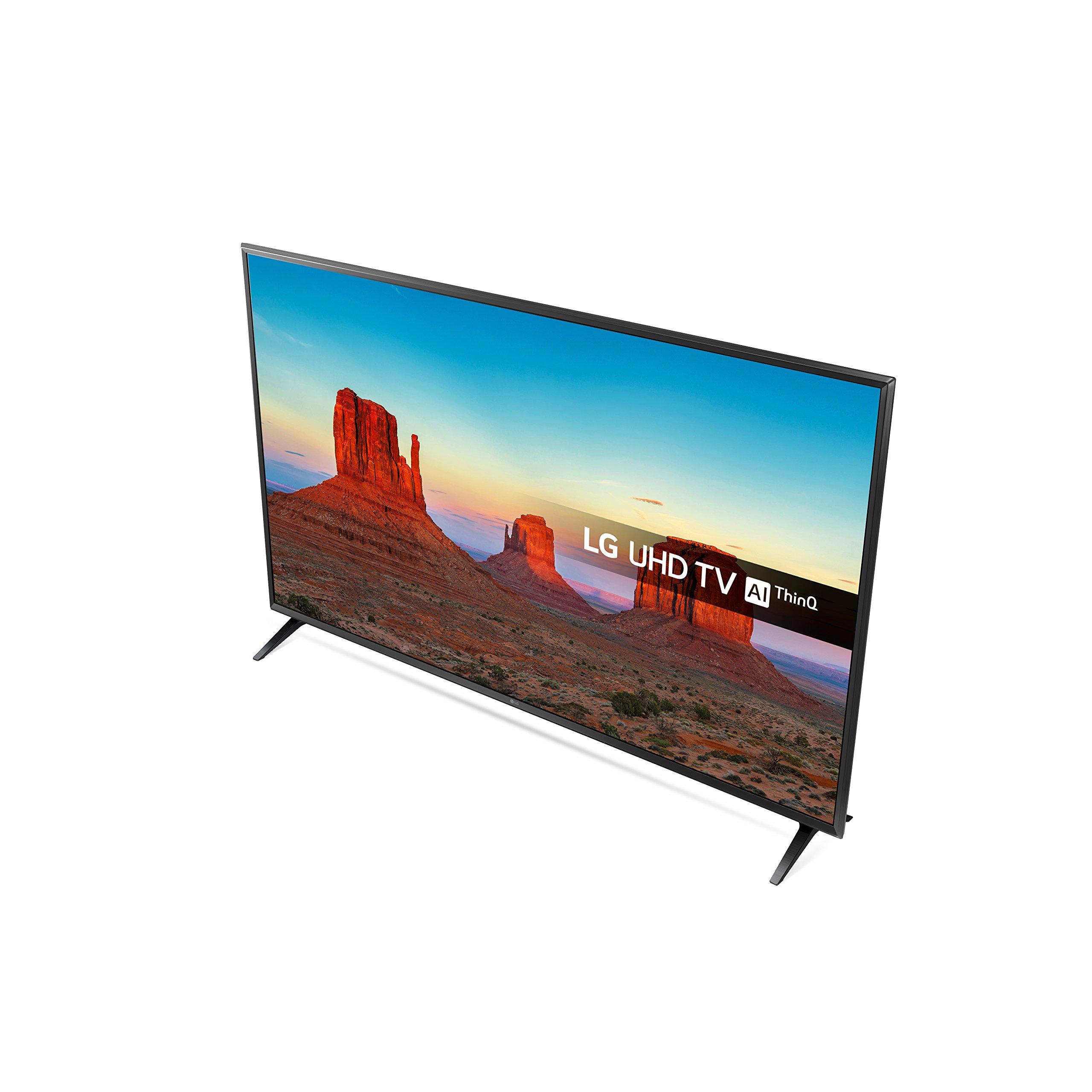 LG Electronics 65uk6300plb de 65 Pulgadas uhd 4k HDR Smart TV led ...