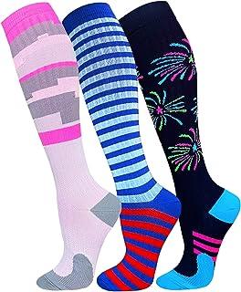 3 Pack Copper Compression Socks - Compression Socks Women...