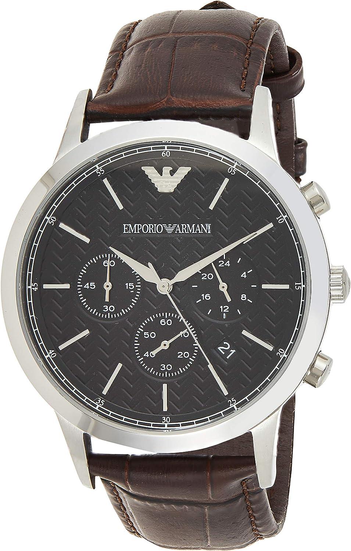 Ranking TOP11 Emporio Armani Indefinitely Men's AR2482 Watches