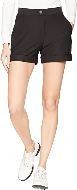 PUMA Golf Solid Short Shorts