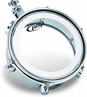 Pacific Drums by DW Mini Timbale, Chrome Plated Steel, 4X10