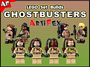 Clip: Lego Set Builds Ghostbusters - Artifex