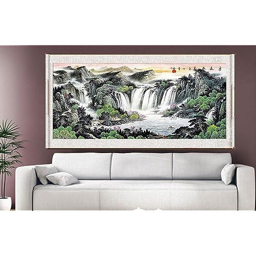 Feng Shui Wall Art Amazon Com