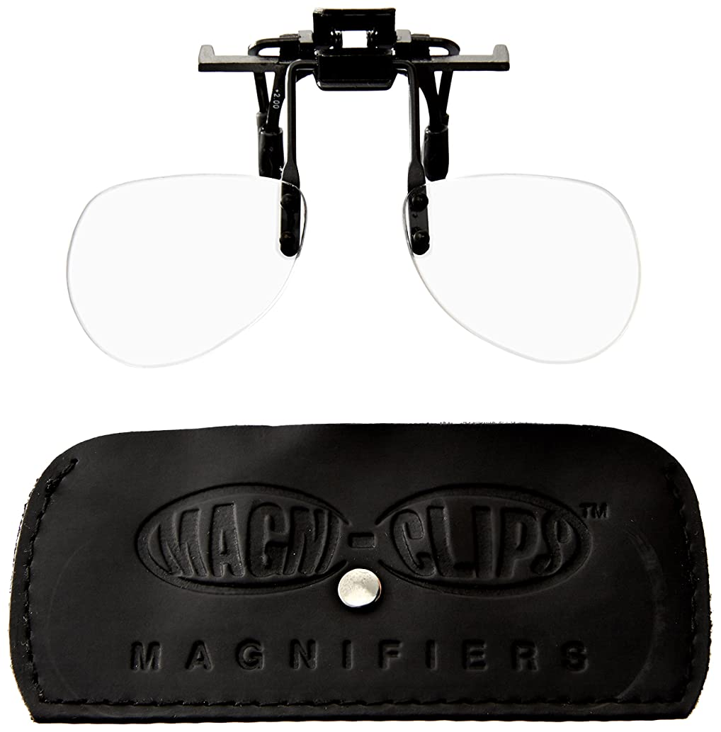 K1C2 MagniClips 2.0 Clip on Magnifiers Lighting & Magnifiers, None