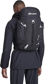 Cressi Berghaus Arrow 30 - Mochila de Senderismo, Color Negro (Black/EExtreme Red), Talla n/a, 20 l