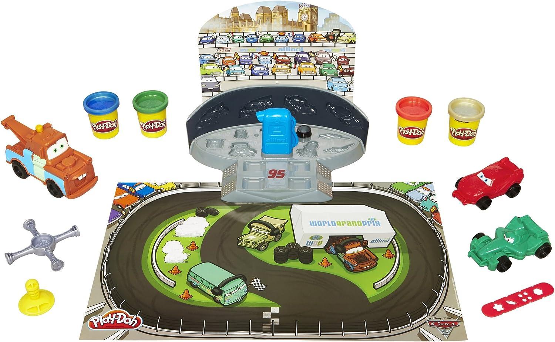Play-Doh Cars 2 Mold N Go Speedway by Play-Doh B0048EKSM4 | Qualität Produkt