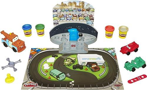 Hay más marcas de productos de alta calidad. Play-Doh Play-Doh Play-Doh Cars 2 Mold N Go Speedway by Play-Doh  bienvenido a elegir