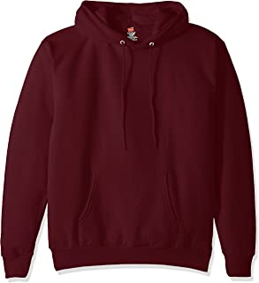 Hanes Men's Pullover EcoSmart Fleece Hooded Sweatshi