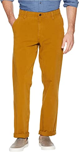 Straight Fit Downtime Khaki Smart 360 Flex Pants