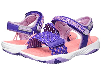 Jambu Kids Mohi (Toddler/Little Kid/Big Kid) (Purple) Girls Shoes