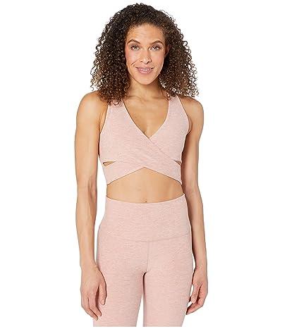 Beyond Yoga Spacedye Thats A Wrap Cropped Tank (Tinted Rose/Pink Quartz) Women